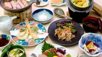 季節の味覚 会席料理プラン