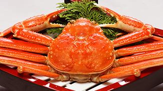 蟹会席プランから選ぶ