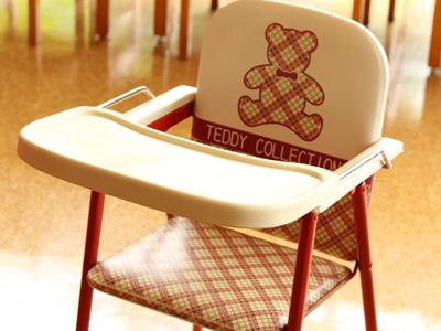 子供用椅子イメージ