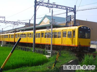 三岐鉄道イメージ